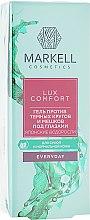 Profumi e cosmetici Gel anti-borse e occhiaie, con alghe giapponesi - Markell Cosmetics Lux-Comfort