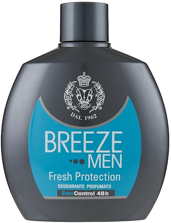 Breeze Squeeze Deodorant Fresh Protection - Deodorante corpo — foto N1