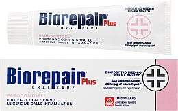 "Profumi e cosmetici Dentifricio ""Parodontogel"" - Biorepair Plus Professional Care Parodontogel"