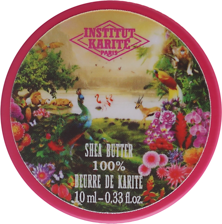 """Burro di karitè """"Paradise Jungle"""" 100% - Institut Karite Jungle Paradise Scented Shea Butter"""
