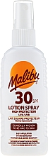 Profumi e cosmetici Spray solare corpo - Malibu Sun Lotion Spray High Protection Water Resistant SPF 30