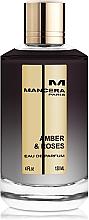 Profumi e cosmetici Mancera Amber & Roses - Eau de Parfum