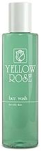 Profumi e cosmetici Gel detergente con propoli - Yellow Rose Face Wash For Oily Skin