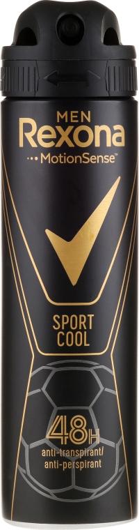 Deodorante antitraspirante per uomo - Rexona Men MotionSense Sport Cool Anti-perspirant