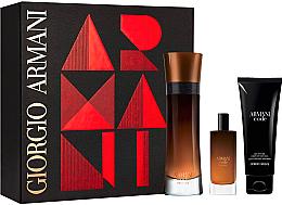 Profumi e cosmetici Giorgio Armani Armani Code Profumo - Set (edp/110ml + edp/15ml + sh/gel/75ml)