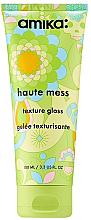 Profumi e cosmetici Gel-lucidante per capelli - Amika Haute Mess Texture Gloss Gel