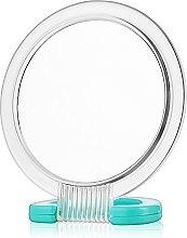 Profumi e cosmetici Specchio cosmetico, 5060, turchese - Top Choice