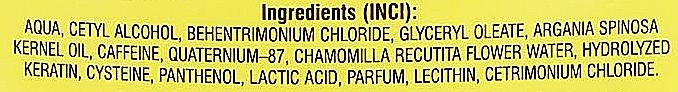 Balsamo capelli con camomilla - Bione Cosmetics Hermanek — foto N3