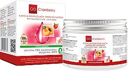 Profumi e cosmetici Maschera per capelli tinti e danneggiati - GoCranberry Revitalizing Hair Mask