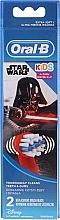 Profumi e cosmetici Testine per spazzolini elettrici, Darth Vader - Oral-B Star Wars