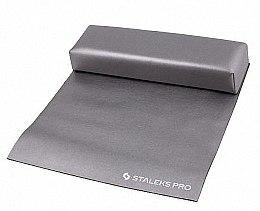 """Profumi e cosmetici Bracciolo """"maxi"""" con tappeto, grigio - Staleks Pro Expert 11 Type 2"""