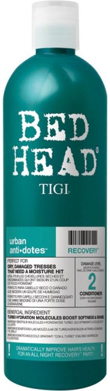 Condizionante idratante per capelli secchi e danneggiati - Tigi Tigi Bed Head Urban Anti+dotes Recovery Conditioner