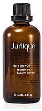Profumi e cosmetici Olio corpo alla rosa - Jurlique Rose Body Oil