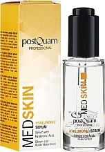 Profumi e cosmetici Siero ialuronico anti-rughe - PostQuam Med Skin Hyaluronic Serum