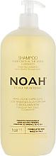 Profumi e cosmetici Shampoo al tè verde e basilico - Noah