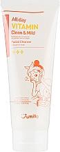 Profumi e cosmetici Detergente viso - HelloSkin Jumiso All Day Vitamin Clean & Mild Facial Cleanser
