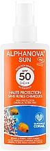 Profumi e cosmetici Spray solare - Alphanova Sun Protection Spray SPF 50