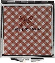 Profumi e cosmetici Specchio tascabile 85604, 6 cm - Top Choice Beauty Collection Mirror