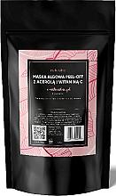Profumi e cosmetici Maschera di alginato con acerola - E-naturalne Alginate Mask Peel-off