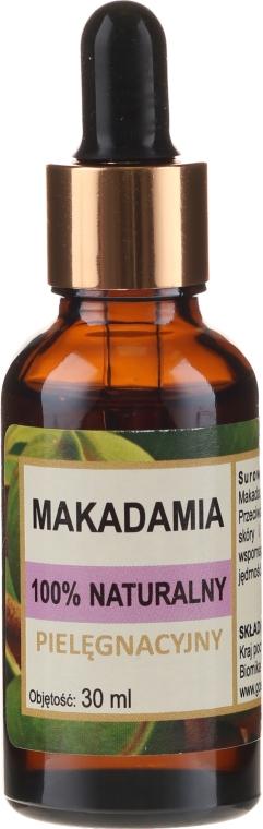 Olio naturale di macadamia - Biomika Oil Macadamia