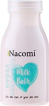 """Profumi e cosmetici Latte da bagno """"Lampone"""" - Nacomi Milk Bath Raspberry"""
