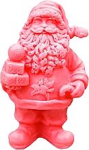 """Profumi e cosmetici Sapone naturale fatto a mano """"San Nicola con regali"""", con aroma di ciliegia - LaQ Happy Soaps Natural Soap"""