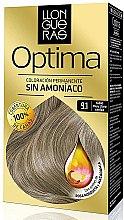 Profumi e cosmetici Tinta permanente per capelli - Llongueras Optima Hair Colour
