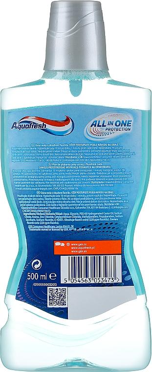Collutorio - Aquafresh All In One Protection — foto N2