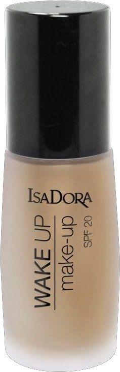Base fondotinta - IsaDora Wake Up Make-Up Foundation SPF 20