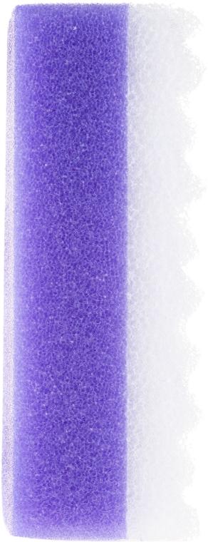 """Spugna da bagno """"SPA"""" 6015, bianco-viola - Donegal"""