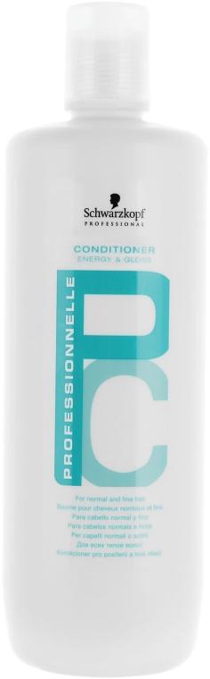 Balsamo capelli energizzante - Schwarzkopf Professional Professionnelle Energy & Gloss Conditioner — foto N1