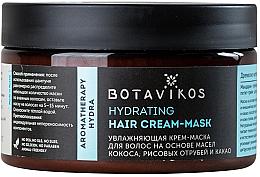 Profumi e cosmetici Maschera idratante per capelli - Botavikos Hydrating Hair Cream-Mask
