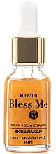 Profumi e cosmetici Siero viso illuminante - Bless Me Cosmetics Saint Oil Illuminating Serum
