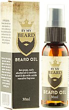 Profumi e cosmetici Olio da barba - By My Beard Beard Care Oil