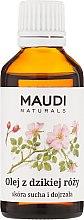 Profumi e cosmetici Olio di rosa canina - Maudi