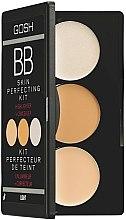 Profumi e cosmetici Palette correttori - Gosh BB Skin Perfecting Kit
