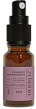 """Profumi e cosmetici Olio-spray collutorio """"Ribes nero"""" 10% - Herbliz CBD Oil Mouth Spray 10%"""