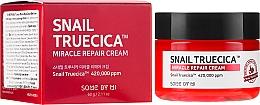 Profumi e cosmetici Crema rivitalizzante con bava di lumaca e ceramidi - Some By Mi Snail Truecica Miracle Repair Cream
