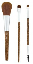 Profumi e cosmetici Set pennelli trucco - Aveda Flax Sticks Daily Effects Brush Set