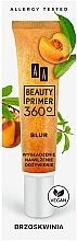 Profumi e cosmetici Base trucco - AA Beauty Primer 360° Peach