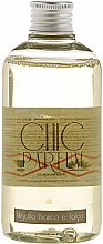 """Profumi e cosmetici Ricarica per aromadiffusore """"Muschio bianco e Talco"""" - Chic Parfum Refill Muschio Bianco e Talco"""