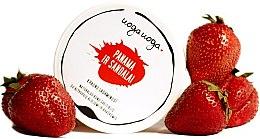 Profumi e cosmetici Scrub corpo con zucchero e fragole - Uoga Uoga Panama and Sandals