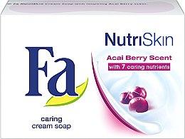 """Profumi e cosmetici Sapone """"Acai Berry"""" - Fa NutriSkin Acai Berry Bar Soap"""