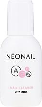 Profumi e cosmetici Sgrassare unghie e per rimuovere lo strato di dispersione - NeoNail Professional Nail Cleaner Vitamins