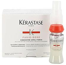 Profumi e cosmetici Concentrato per capelli indeboliti inclini alla caduta - Kerastase Fusio-Dose Ampli Force Concentrate