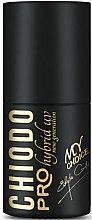 Profumi e cosmetici Smalto gel - Chiodo Pro Black & White Style