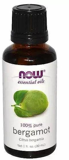 Olio essenziale di bergamotto - Now Foods Essential Oils 100% Pure Bergamot