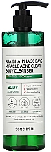 Profumi e cosmetici Gel detergente per pelli problematiche - Some By Mi AHA-BHA-PHA 30 Days Miracle Acne Clear Body Cleanser