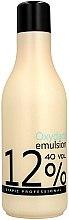Profumi e cosmetici Ossidante in crema 12% - Stapiz Professional Oxydant Emulsion 40 Vol