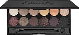Profumi e cosmetici Palette ombretti - Sleek MakeUP i-Divine Mineral Based Eyeshadow Palette Au Naturel